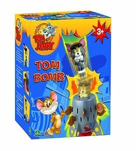 Tom & Jerry - 6601 - Jeu de Plateau - Tom Bomb