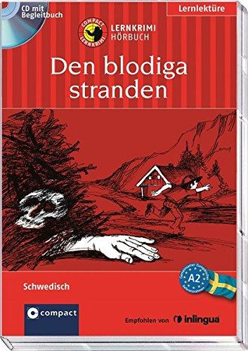 Den blodiga stranden: Lernkrimi Hörbuch. Schwedisch - Niveau A2 (Compact Lernkrimi Hörbuch): Alle Infos bei Amazon