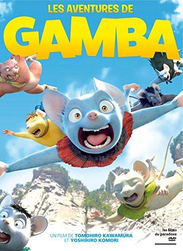Aventures de Gamba (Les) / Tomohiro Kawamura, réal. |