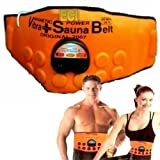 #3: Lumony 3 In 1 Magnetic Vibration Plus Sauna Slimming Belt To Reduce Extra Fat