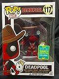 FUNKO - Bobble Head POP Deadpool Cowboy (SDCC 2016 Exclusive)
