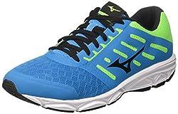 Zapatillas de Running Mizuno Ezrun Descubre la tecnología de Mizuno con un rendimiento de nivel experto. Este nuevo diseño presenta una entresuela flexible que te brinda una comodidad increíble, un ajuste y una sensación fantásticos. Parte Superior A...