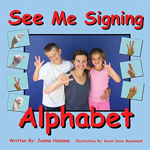 See Me Signing Alphabet