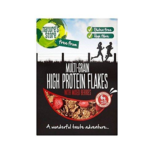 Magasin Gluten Riche En Protéines Libre Céréales De 300G De La Nature - Paquet de 6