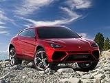 2012 Lamborghini Urus Concept riproduzione Foto Poster 40 x 30 cm