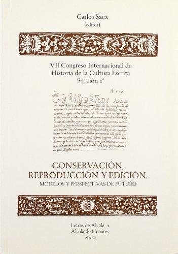 VII congreso internacional de historia de la cultura escrita, seccion1º