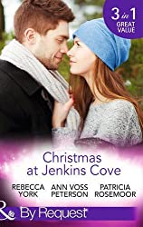 Christmas at Jenkins Cove: Christmas Spirit / Christmas Awakening / Christmas Delivery (A Holiday Mystery at Jenkins Cove, Book 1) by Rebecca York (2014-11-07)
