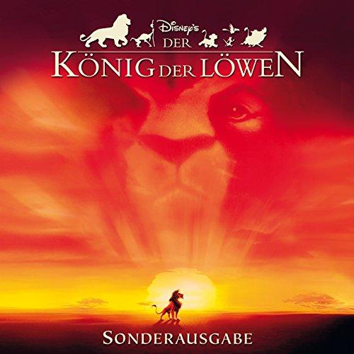 Der König der Löwen (Sonderausgabe/Deutscher Original Film-Soundtrack) (Der Löwen König)