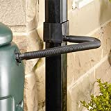 WATER BUTT DIVERTER KIT FITS ROUND AND SQUARE DOWNPIPE FREE POSTAGE