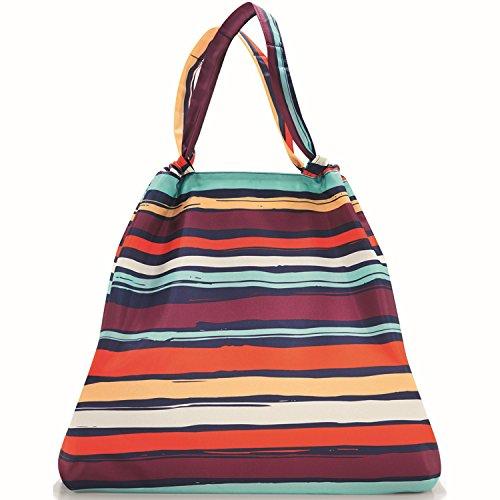Reisenthel Sac bandoulière, artist stripes (multicolore) - AR artist stripes
