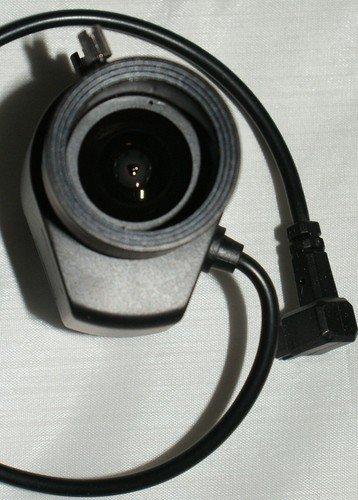 F7M2-3MP 3-10.5mm 1/2.7'IR CCTV, CS/C-Mount Kamera Varioobjektiv Autoiris -
