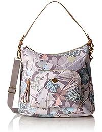 Oilily Damen M Shoulder Bag Umhängetasche, 13 x 25.5 x 30 cm