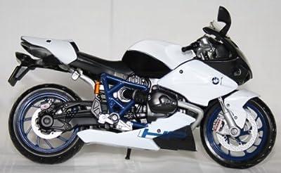 Motorrad Modell Maisto 1:12 BMW HP 2 Sport von Maisto