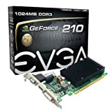 EVGA GeForce 210 1024MB DDR3