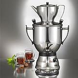 Beem Samowar 3003 Wasserkocher Edelsahl 3 Liter schwarz - 3