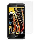 atFolix Schutzfolie für Archos 45 Neon Displayschutzfolie - 3 x FX-Antireflex blendfreie Folie