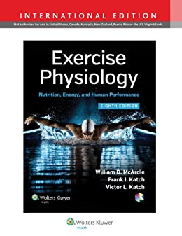 Exercise Physiology Energy Nutrition And Human Performance Ebook