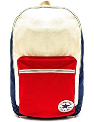 Converse Homme Panel Logo Backpack, Multicolore