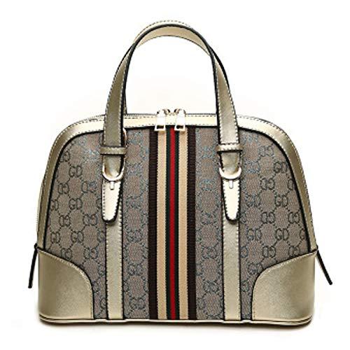 336f87211c262 2018 Herbst neue Shell-Tasche Damen Handtasche Vintage-Canvas-Tasche  europäischen und amerikanischen