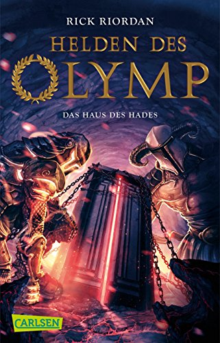 Das Haus des Hades (Helden des Olymp, Band 4) (Olympus-rick Riordan)