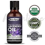 #5: Aromatique 100% Pure Therapeutic Grade Lavender Essential Oil - 30Ml