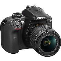 Nikon D3400 18-55/3.5-5.6 AF-P G DX Nikkor Fotocamera digitale 24.72 megapixel