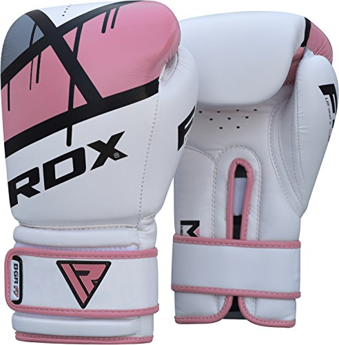 RDX-Ego-Boxing-Gloves-Muay-Thai-Training-Maya-Hide-Leather-Sparring-Punching-Bag-Mitts-kickboxing-Fighting