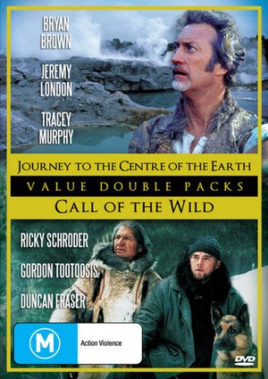 Journey to the Center of the Earth / Call of the Wild [2 DVDs] [Australien Import] -