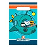 Octonauts 8pc Party Accessories Character Loot Bag Plastic by .