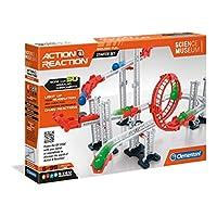 Clementoni 61793 Action & Reaction Starter Set, Multi-Colour