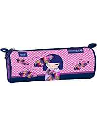 Quo Vadis Kimmidoll Classic Fourre-Tout Trousse Rond 23 x 8 cm