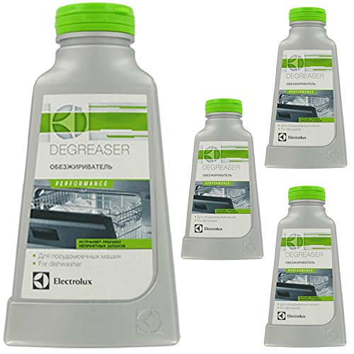 Electrolux Original Universal Geschirrspüler Entfetter (4Stück, 200g) -