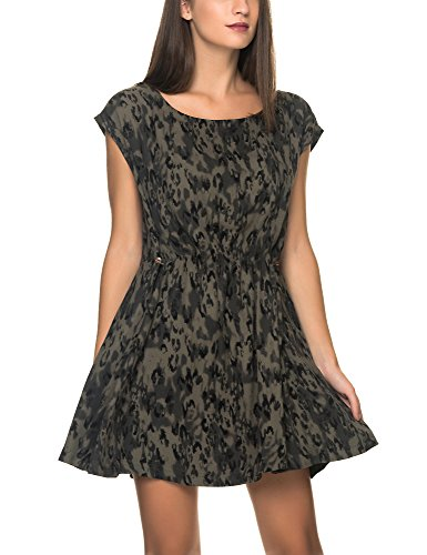 Free People Women's Fake Love Mini Green Dress