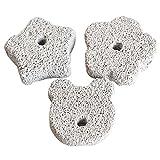 Fully 3er/Set Hamster Kleine Tier Zähne Schleifstein Block Spielzeug für Ratte Chinchillar Kaninchen