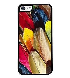 PrintVisa Designer Back Case Cover for Apple iPhone 5c (boys girl story laptop skins)
