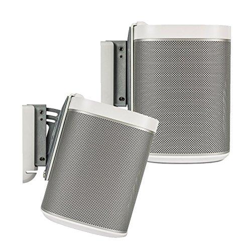 flexson-tilt-and-swivel-wall-mount-bracket-for-sonos-play1-white-pack-of-2
