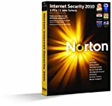 Norton Internet Security 2010 - 3 PCs