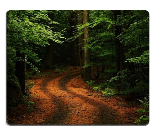 general-high-quality-forest-path-dirt-roads-nature-mouse-pad