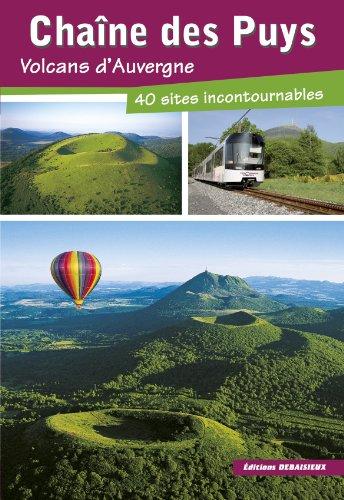 Chane des Puys Volcans d'Auvergne