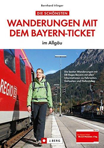 Preisvergleich Produktbild Wander. Bayern-Ticket Allgäu