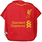 Liverpool FC Childrens Boys Official Insulated Football Shirt Lunch Bag/Cooler