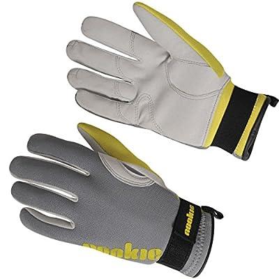 Nookie - Amara Gloves - 2mm extremely flexible Trispan neoprene - Kayaking Wetsuits canoe [Large] by Nookie