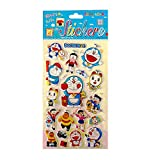 #9: PARTY PROPZ DOREMON THEME STICKER PARTY SUPPLIES