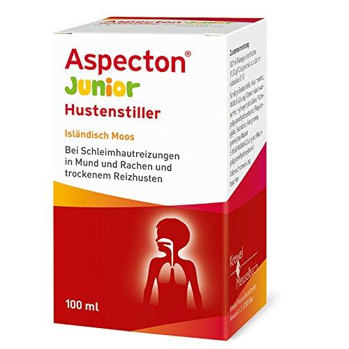 Aspecton Junior Hustensti 100 ml