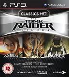 The Tomb Raider Trilogy [import anglais - jouable en français]