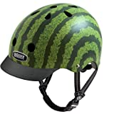 Nutcase Watermelon Street Helmet, Small by Nutcase