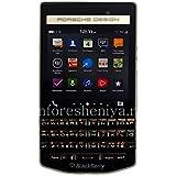 BlackBerry P9983 64GB 4G Negro - Smartphone (SIM única, BlackBerry OS, EDGE, HSPA+, LTE, Barra)