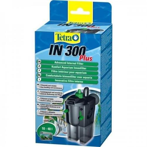 Tetratec Förderleistung von 300 - 600 l/h, 0,00008 - 0,00016 m³/s