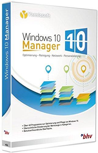 Windows 10 Manager - Windows-reinigungs-tools