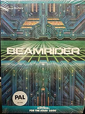BeamRider - Commodore 64 PAL by Activision Inc.